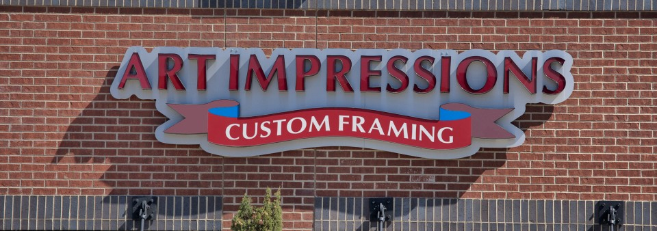 Art Impressions Custom Framing