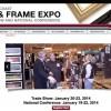 2014 art frame expo las vegas