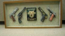 handgun westpoint shadowbox